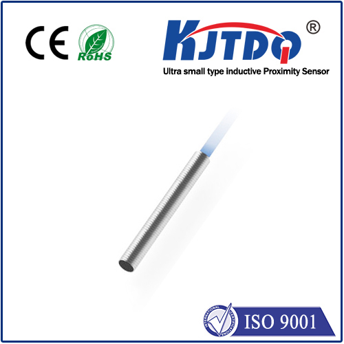 M4 ultra small inductive proximity sensor shielded long sensing distance