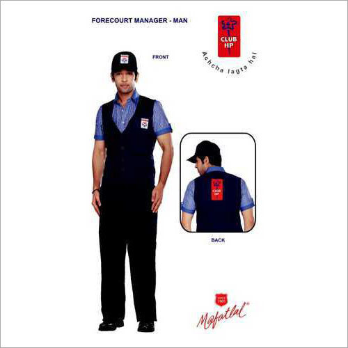 Forecourt Manager -Man