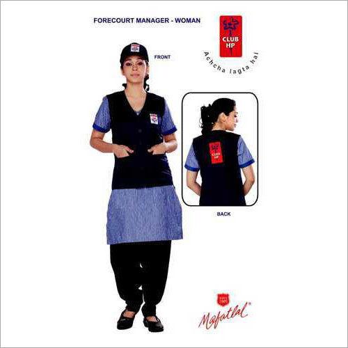 Forecourt Manager Uniform- Woman