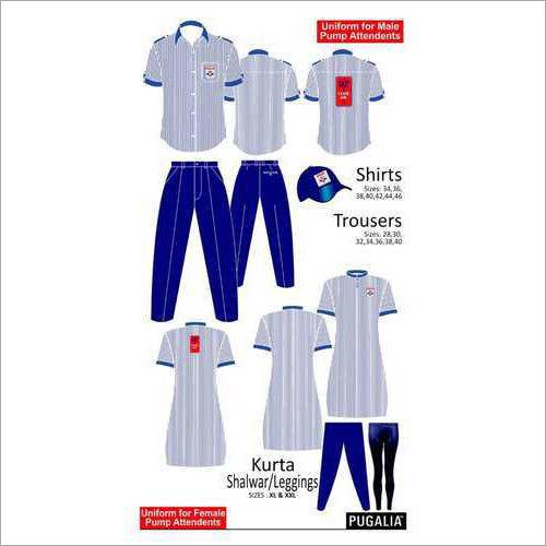 Petrol Pump Uniforms & Accessories