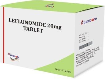 LEFLUNOMIDE TABLET