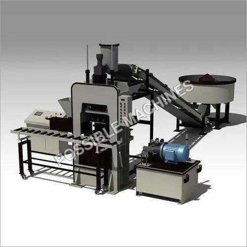 PM24 Automatic Fly Ash Brick Making Machine