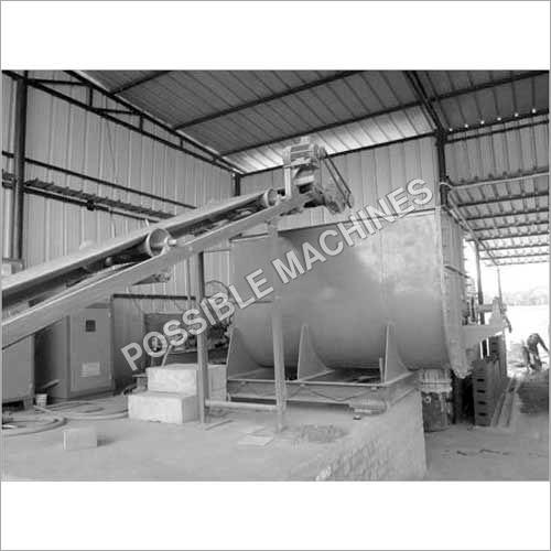 CLC Block Making Machine Plant