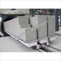 AAC Block Making Machine Plant (Capacity 50 M3 TO 150 M3 Per Day)