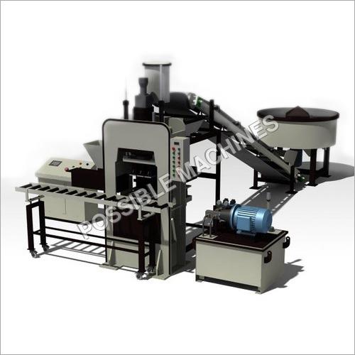 Interlocking Hollow Block Or CSEB Block Making Machine