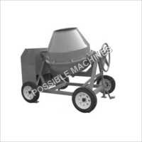 One Bag Concrete Mixer Without Hopper