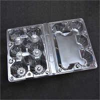 Clamshell Blister Plastic Egg Tray
