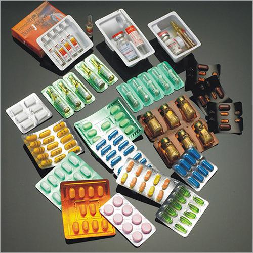 Medicine Blister Packaging PVC Film