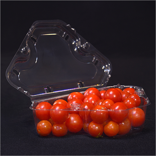 Tomato Transparent Packaging Tray