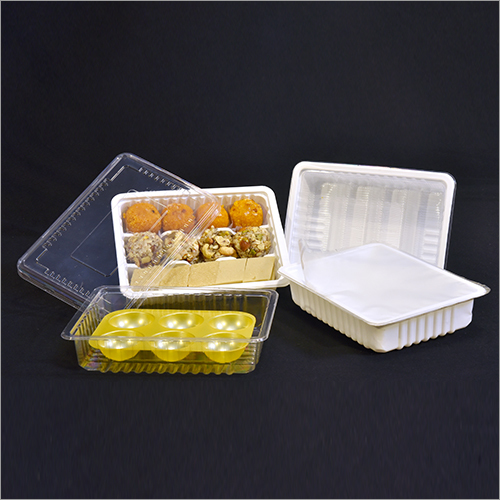 Transparent Packaging Tray