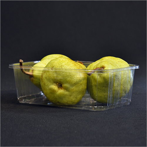 Fruit Transparent Packaging Tray