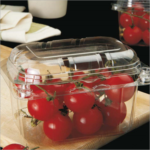 Plastic Transparent Tomato Tray