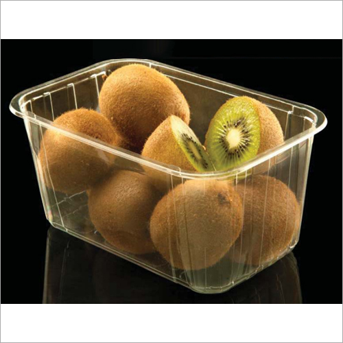 Kiwi Plastic Packaging Box