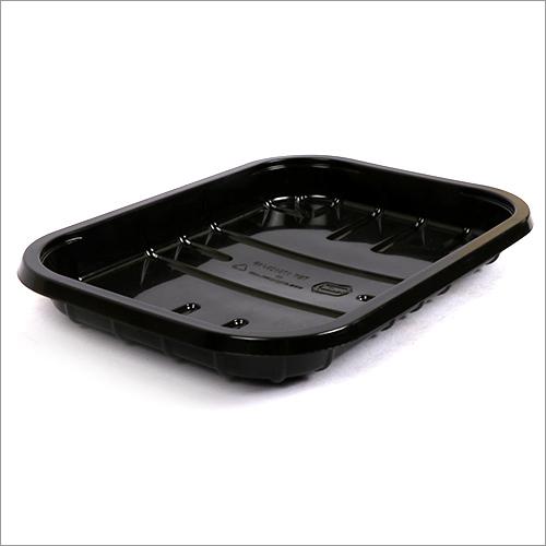Plastic Black Tray