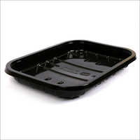 Plastic Black Tray