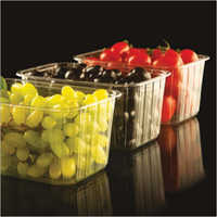 Fruit Plastic Transparent Box