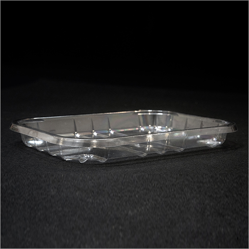 Plastic Transparent Tray