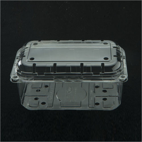 Plastic Blister Fruit Packaging Box