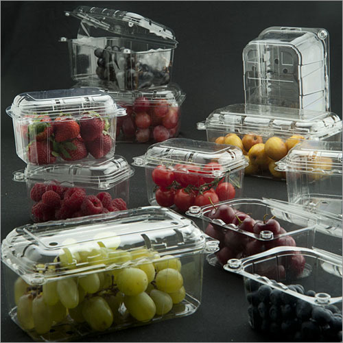 Plastic Packaging Punnets