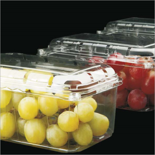 Grapes Punnet Box