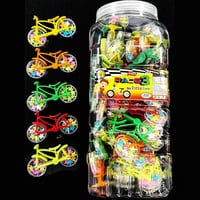 Race 3 Toy Cycle Candy