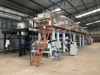 Two Sided Coated Paper Making Machine Production Line