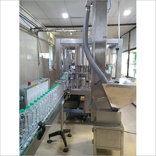 Water Bottle Capping Machine Maintenance Service