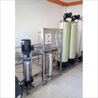 Easy To Install Ultra Filtration Water Plant