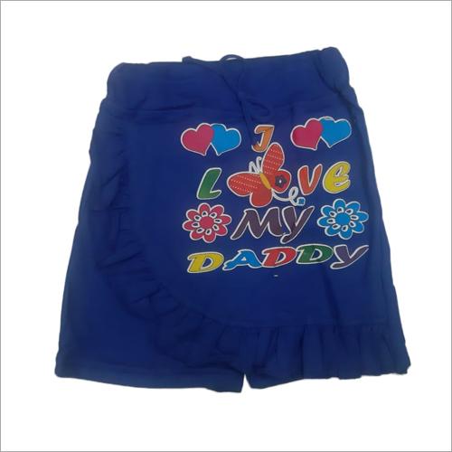 Girl Printed Skirt