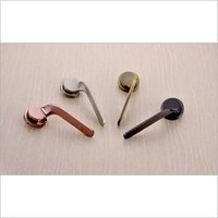 Brass Finish Cheap Door Handle