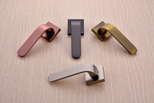 Brass new mortise handle