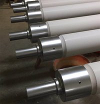Glass Tempering Fused Silica Roller