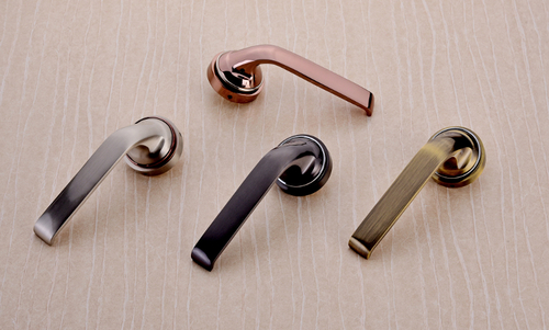 squre type mortise handle
