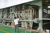 Fine Quality Sublimation Heat Transfer Paper Coating Machine