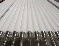 Fused Silica Roller for Glass Tempering Machine