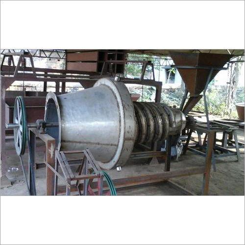 Semi-Automatic Puffed Rice Making Machine