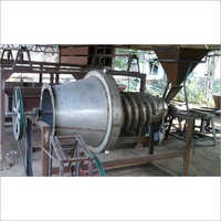 Semi-Automatic Puffed Rice Making Machine