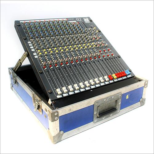DJ Mixer Flight Case