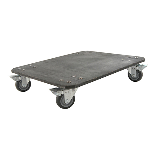 Flight Case Wheel Trolley Base