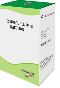 ESMOLOL HYDROCHLORIDE INJECTION