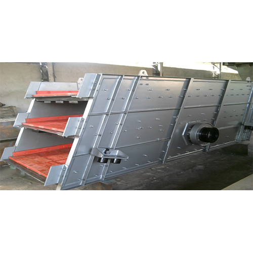 Heavy Duty Triple Deck Vibrating Screen