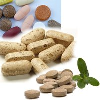 Nutraceutical, Pharmaceutical and Ayurvedic Tablet