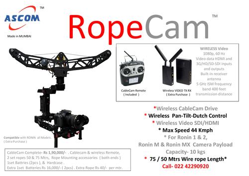 ROPE CAM