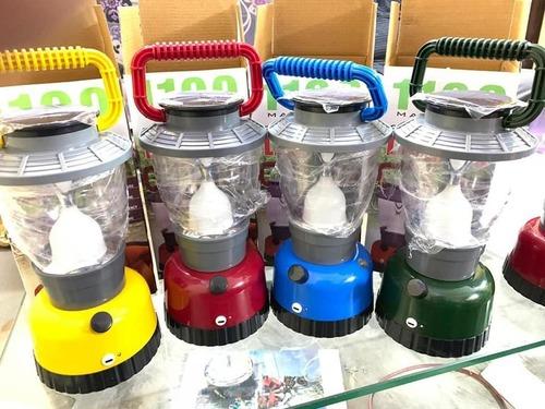 Solar Rechargeable Lamps & Lanterns