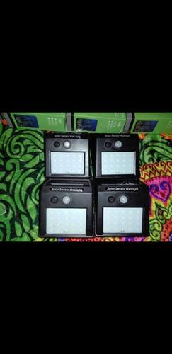 Solar Powered Motion Sensor Panel Lights
