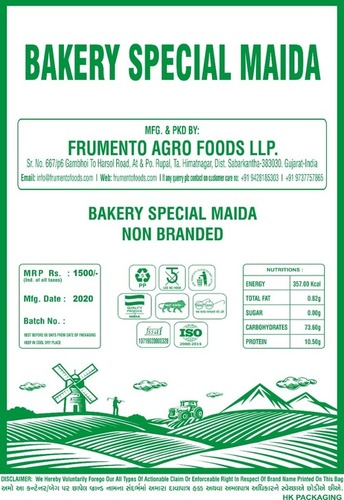 50 KG Bakery Maida
