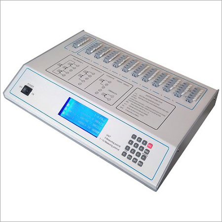 WS-2538 Static Strain Gauge Signal Acquisition System