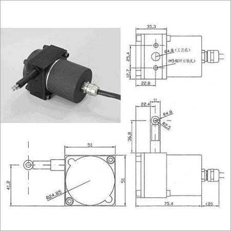 PTS Cable-Extension Position Sensor