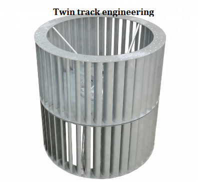 Double Inlet Impellers