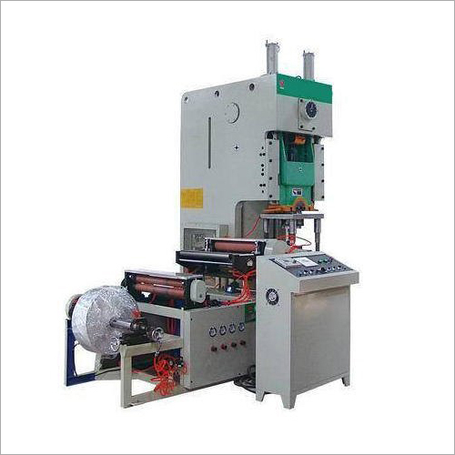Disposable Aluminum Foil Container Making Machine